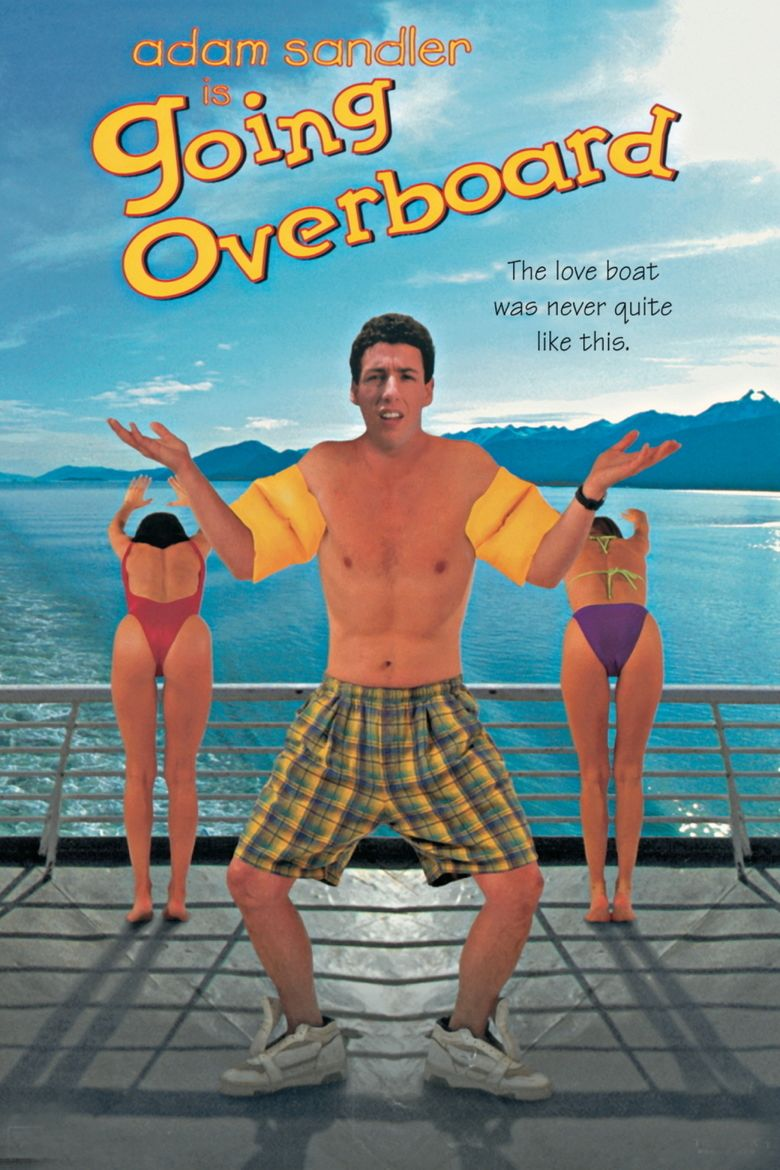 Going Overboard movie poster