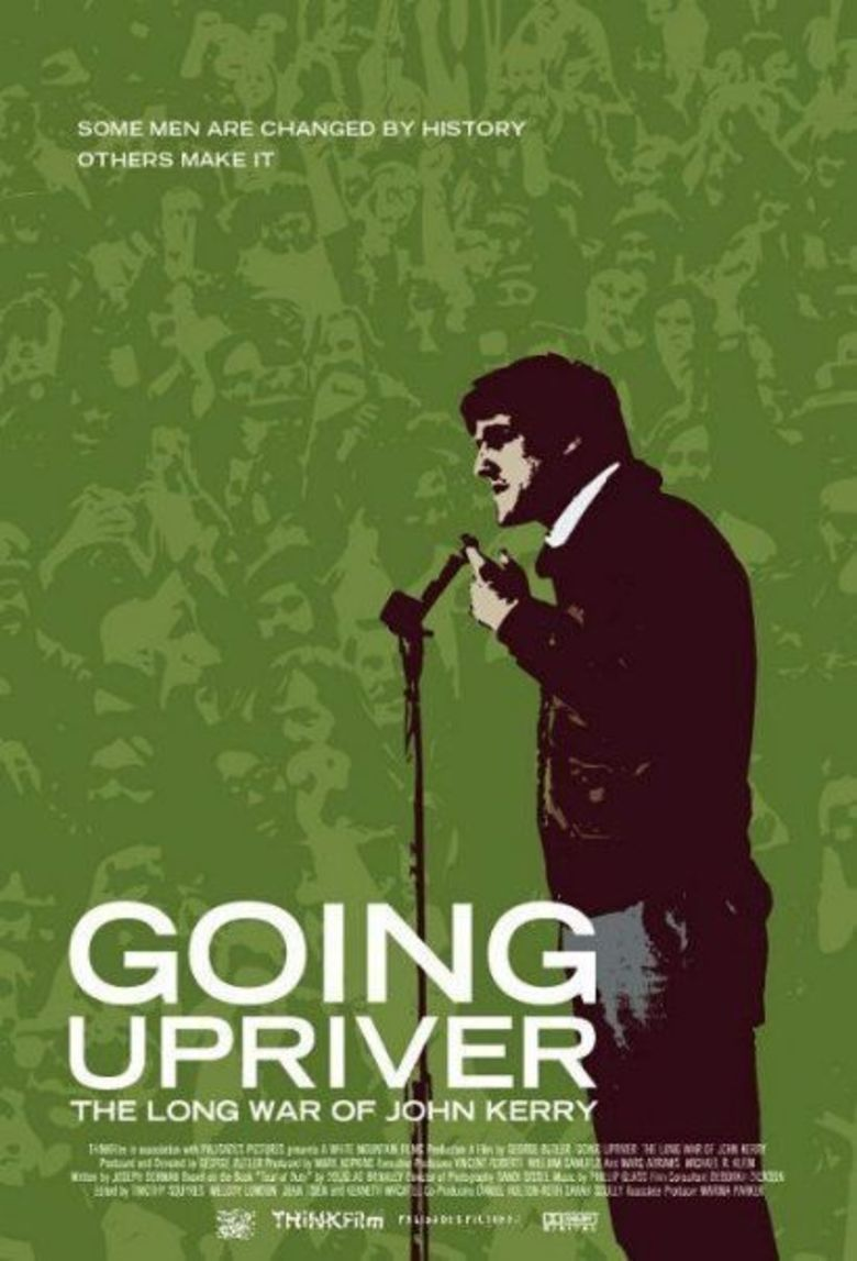 Going Upriver movie poster