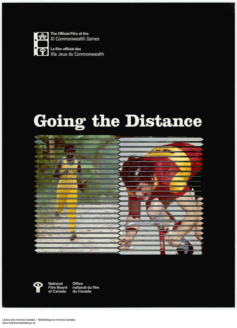 Going the Distance (1979 film) movie poster