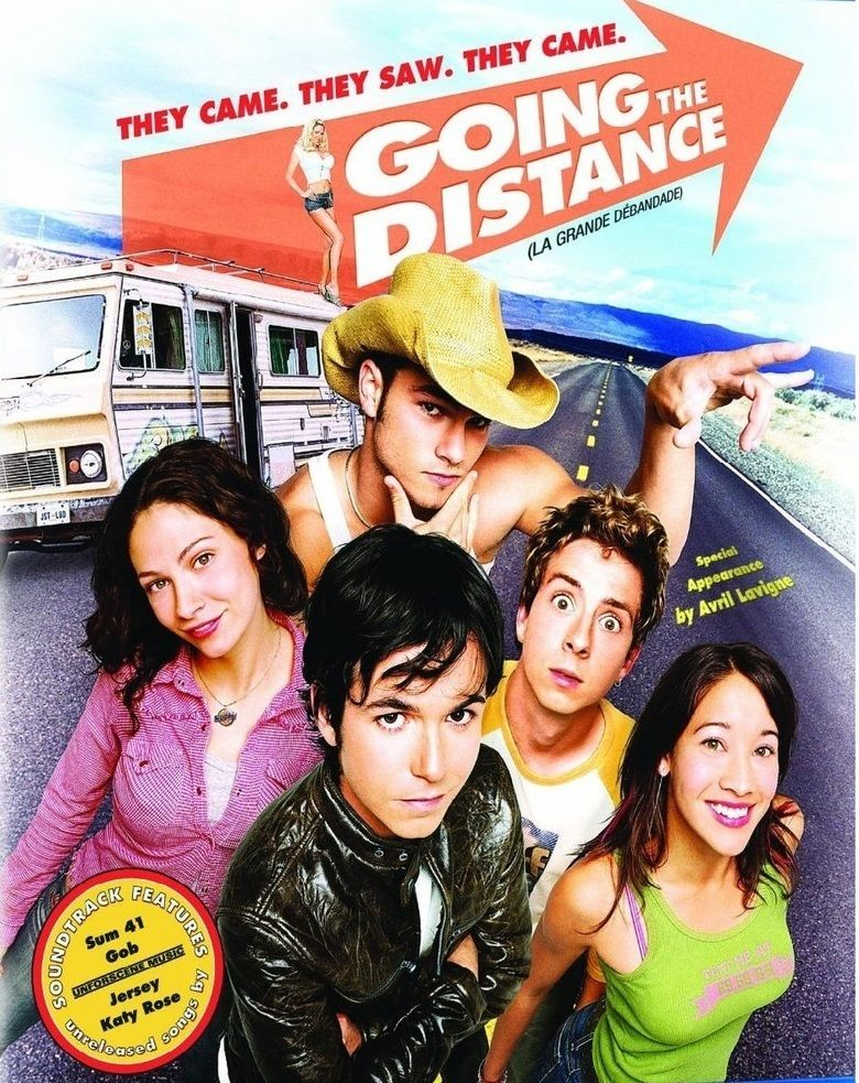 Going the Distance (2004 film) movie poster
