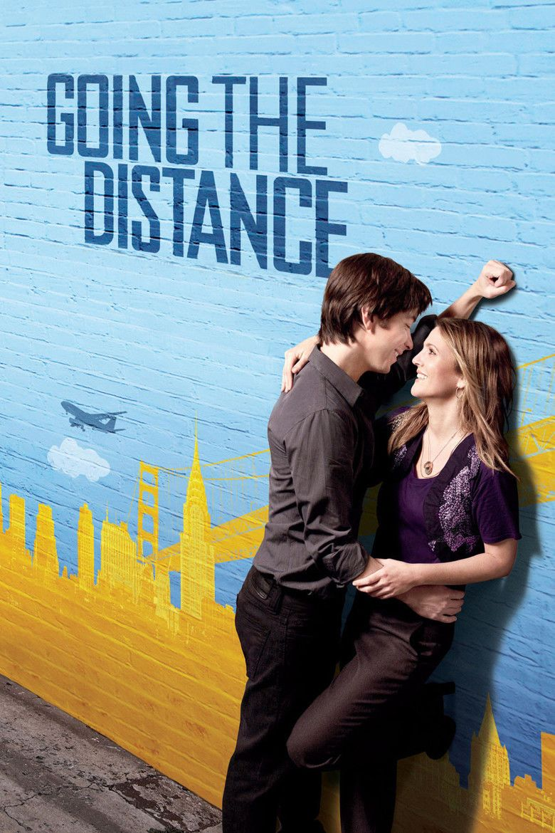 Going the Distance (2010 film) movie poster