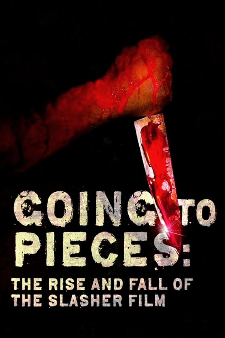 Going to Pieces: The Rise and Fall of the Slasher Film movie poster