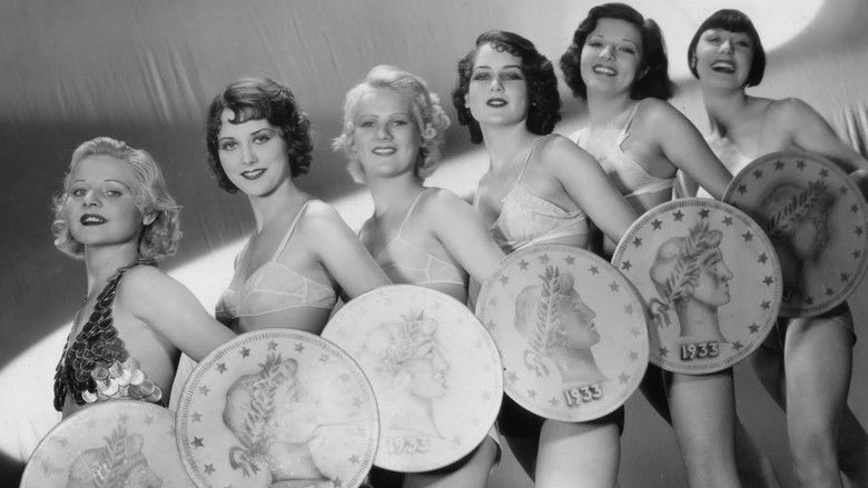 Gold Diggers of 1933 movie scenes