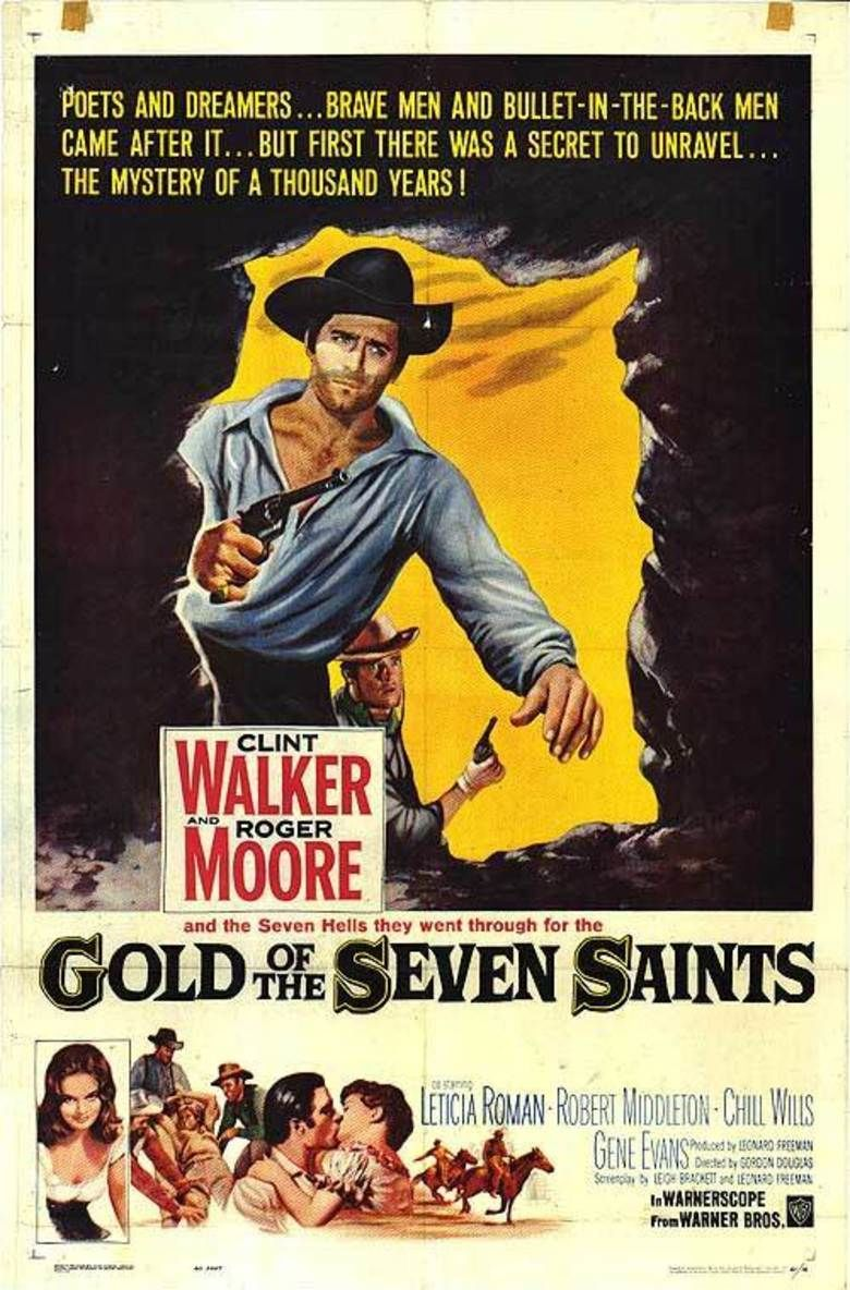 Gold of the Seven Saints movie poster