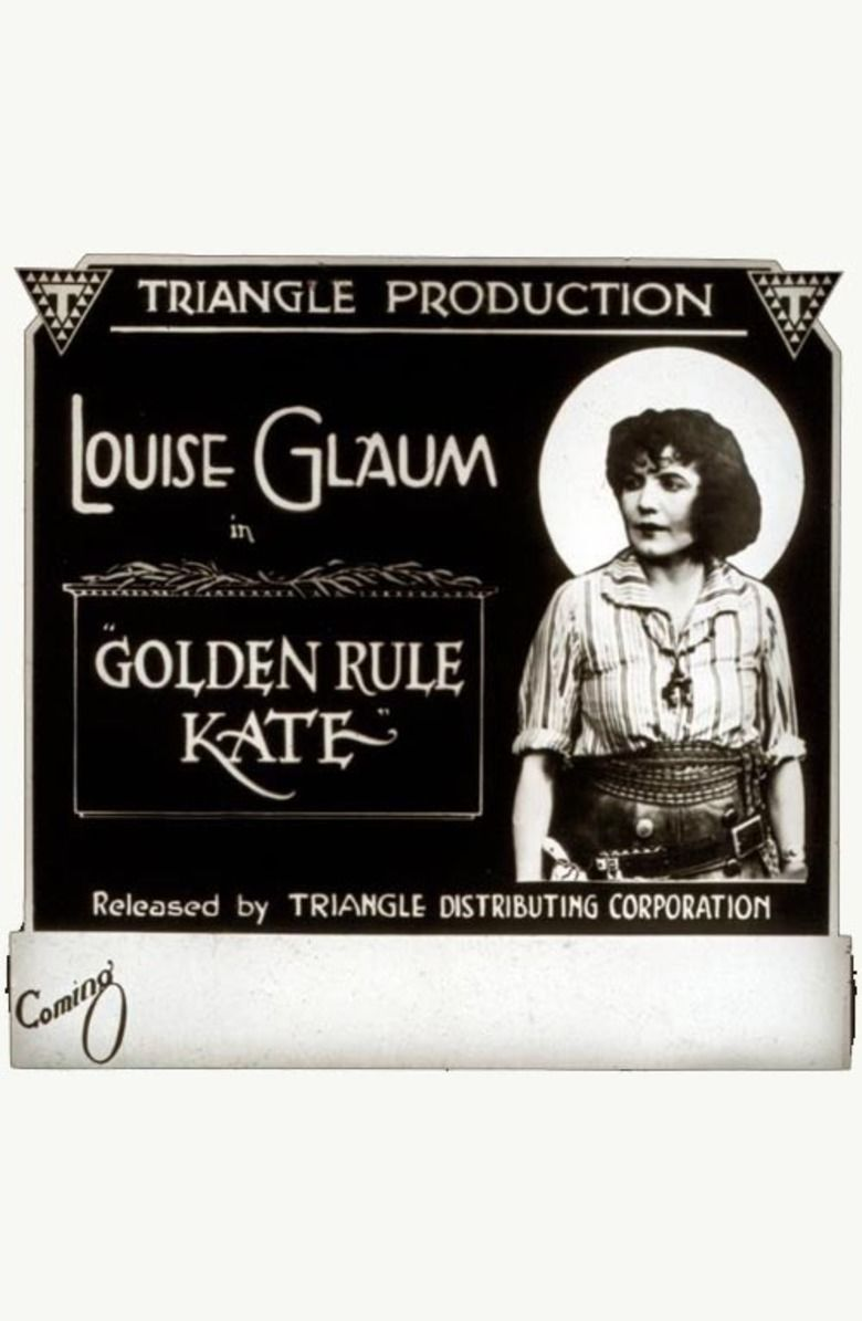 Golden Rule Kate movie poster