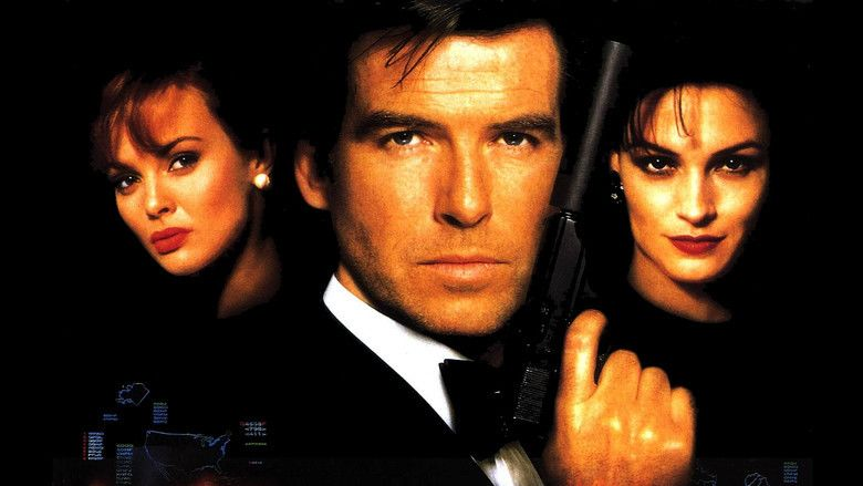 GoldenEye movie scenes
