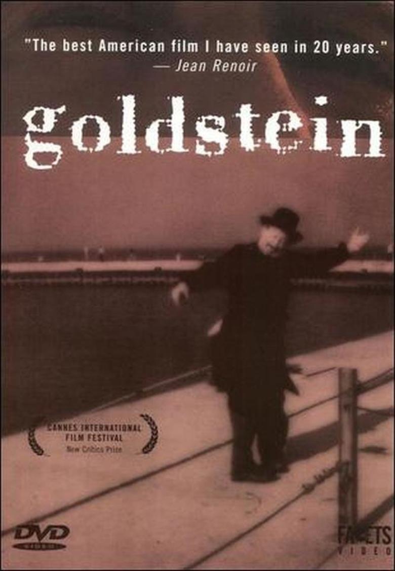 Goldstein (film) movie poster