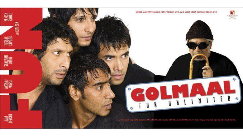 golmaal fun unlimited 2006 english subtitles
