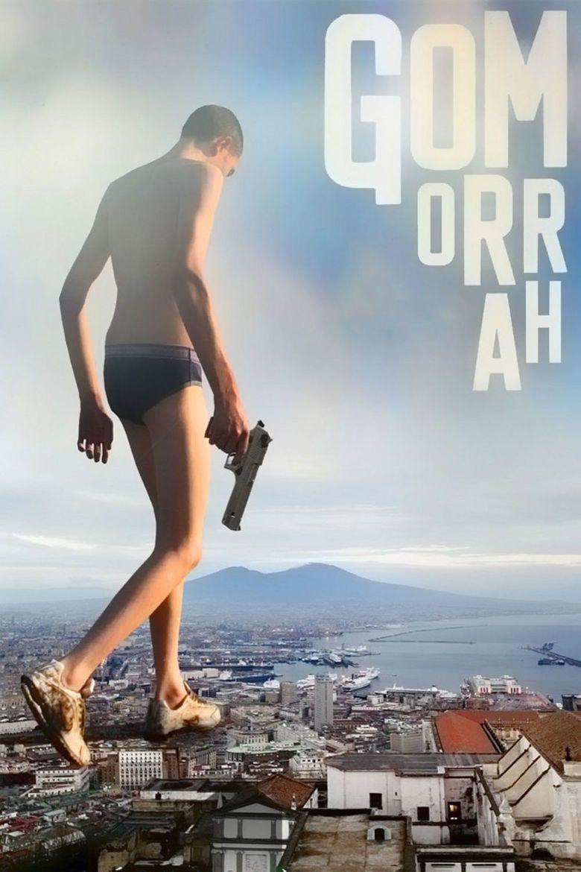 Gomorrah (film) movie poster
