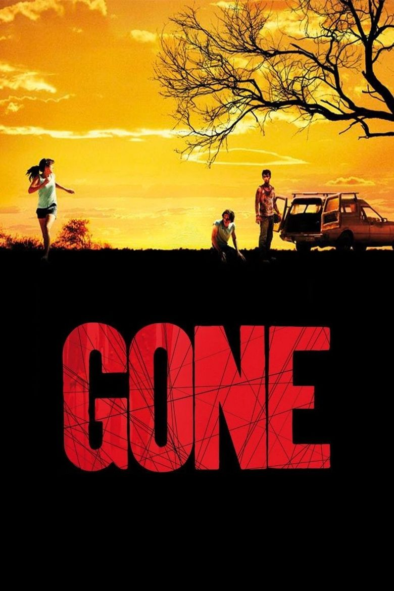 Gone (2007 film) movie poster