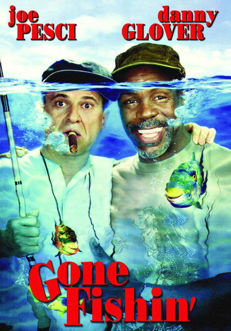 Gone Fishin (film) movie poster