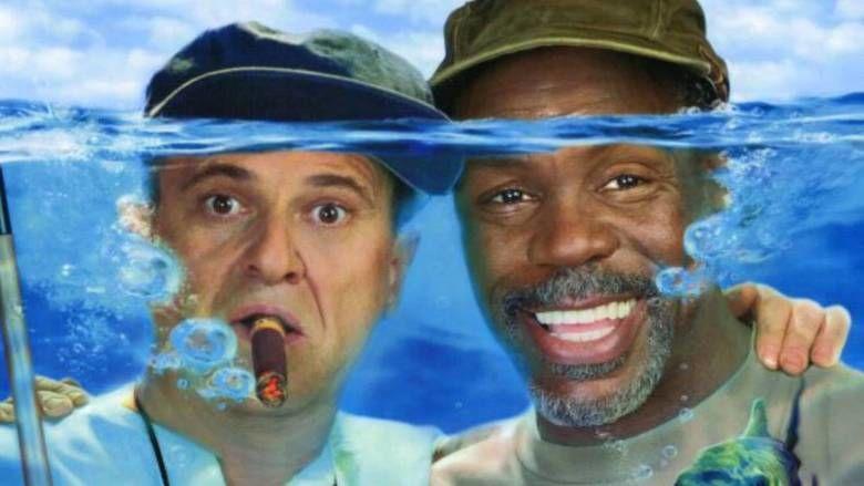 Gone Fishin (film) movie scenes