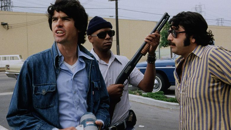 Gone in 60 Seconds (1974 film) movie scenes