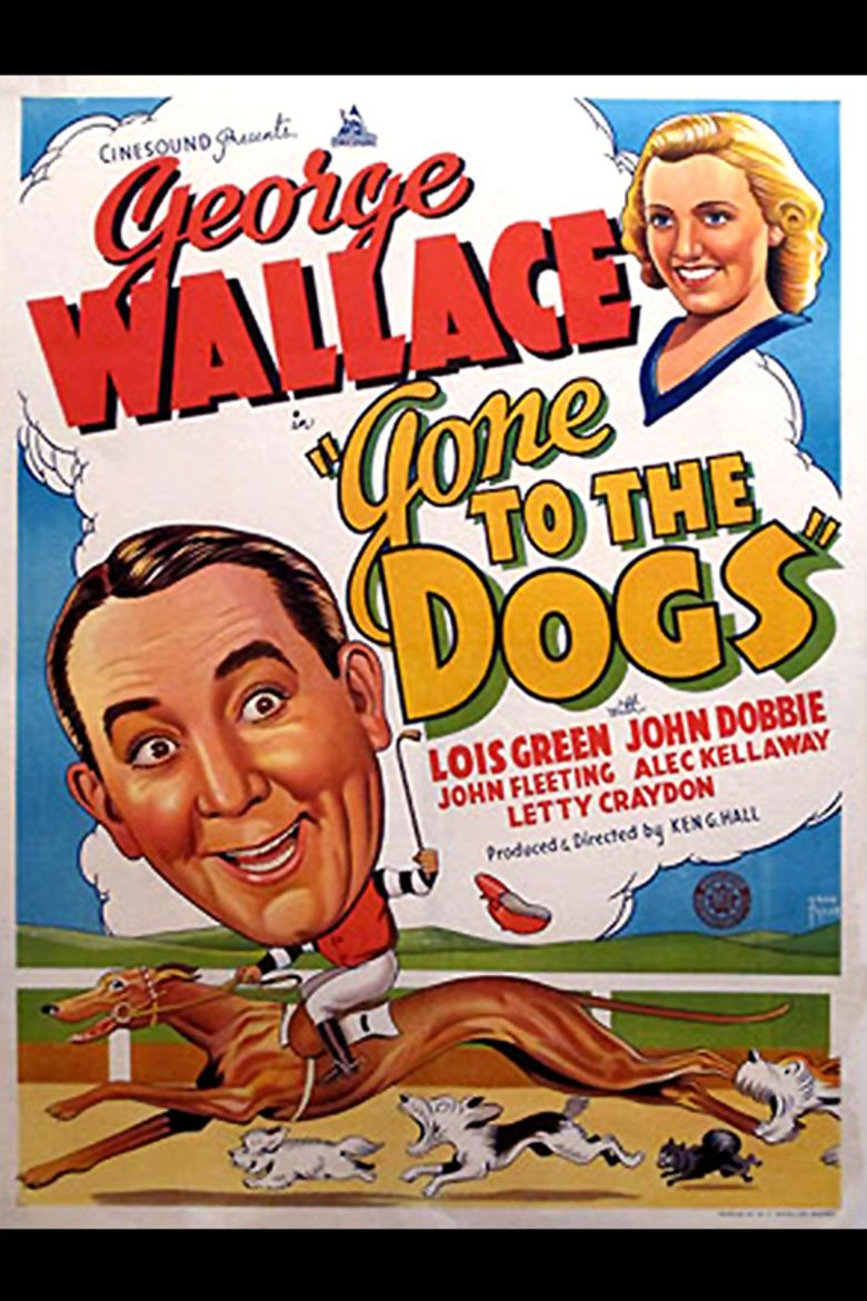 Gone to the Dogs (1939 film) movie poster