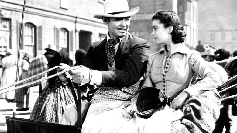 Gone with the Wind (film) movie scenes