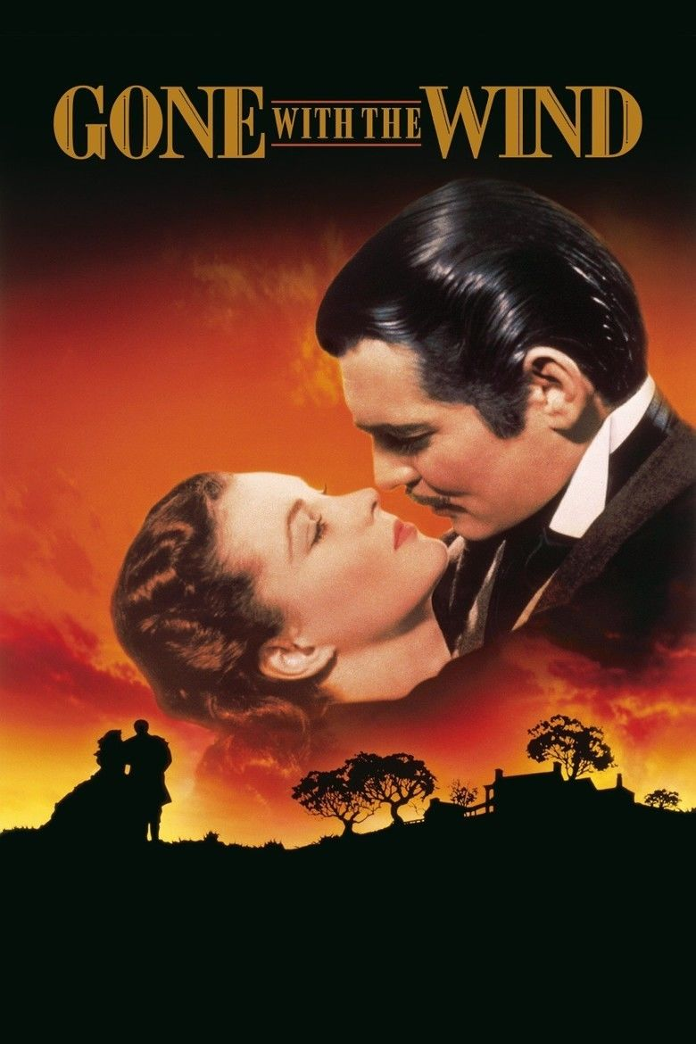 Gone with the Wind (film) movie poster