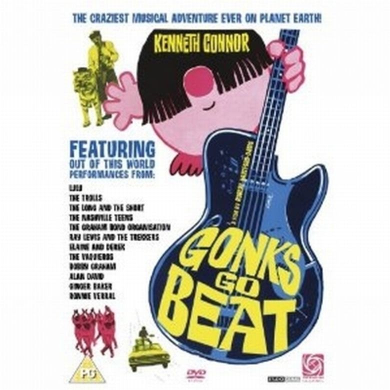 Gonks Go Beat movie poster