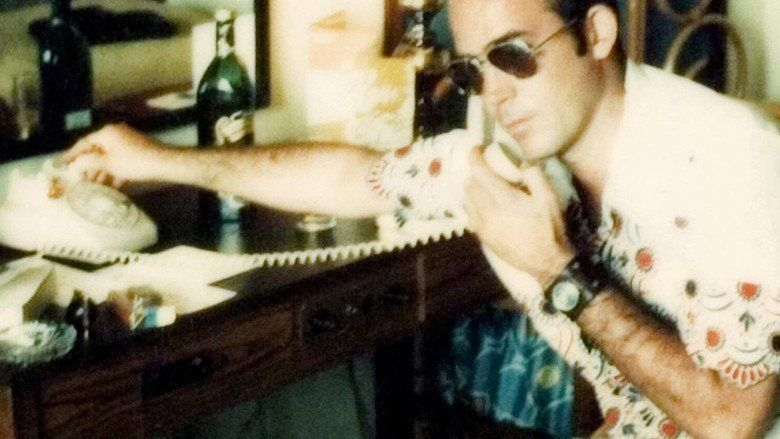 Gonzo: The Life and Work of Dr Hunter S Thompson movie scenes
