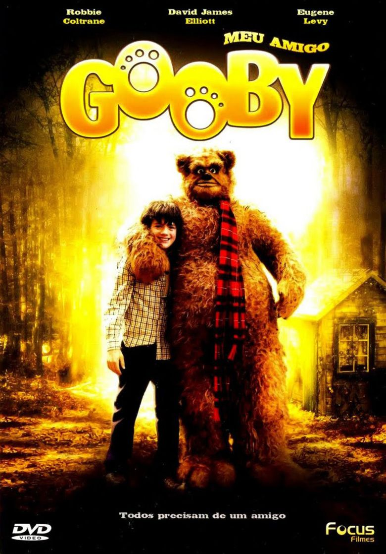 Gooby movie poster