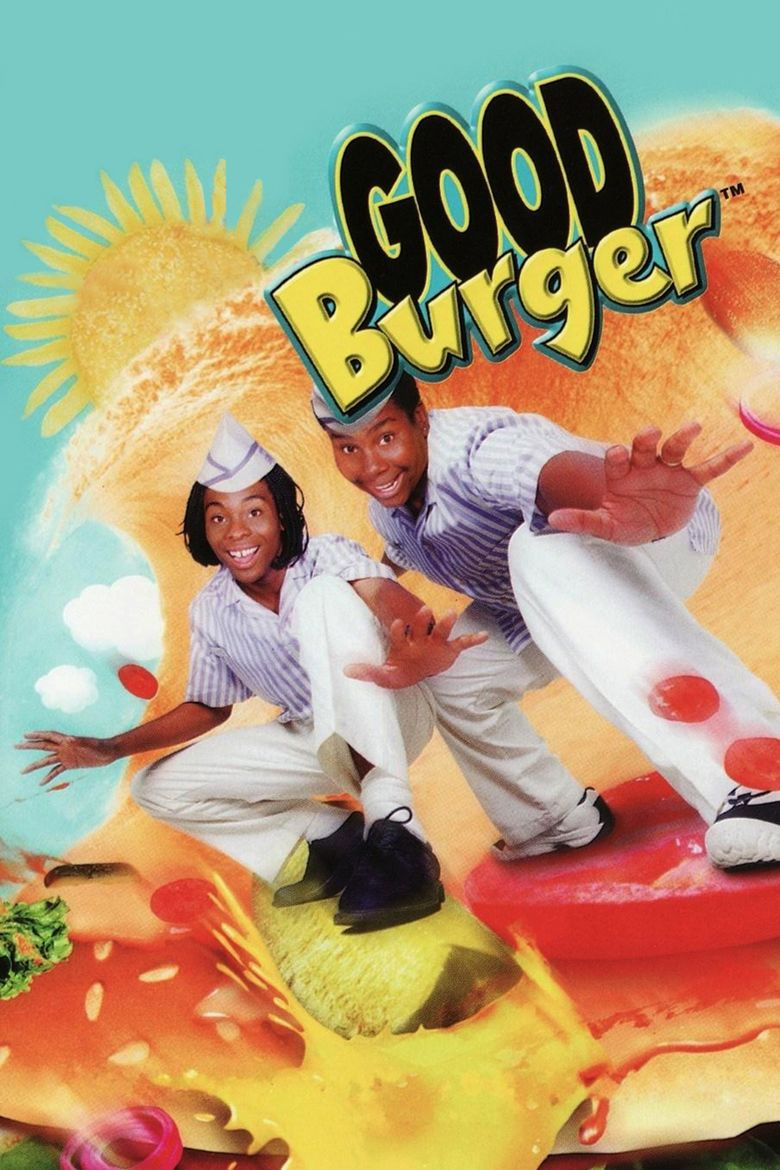 Good Burger movie poster