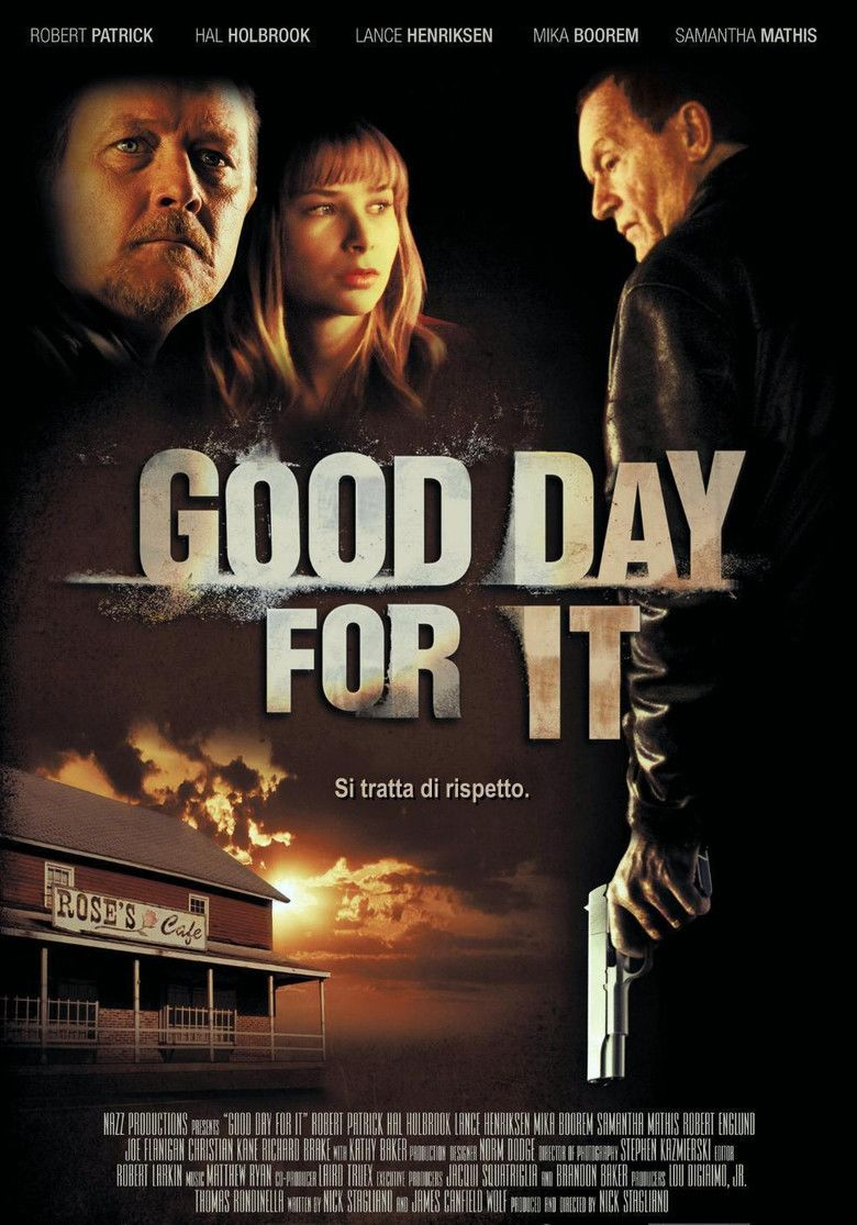 Good Day for It movie poster