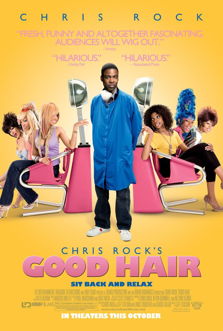 Good Hair (film) movie poster