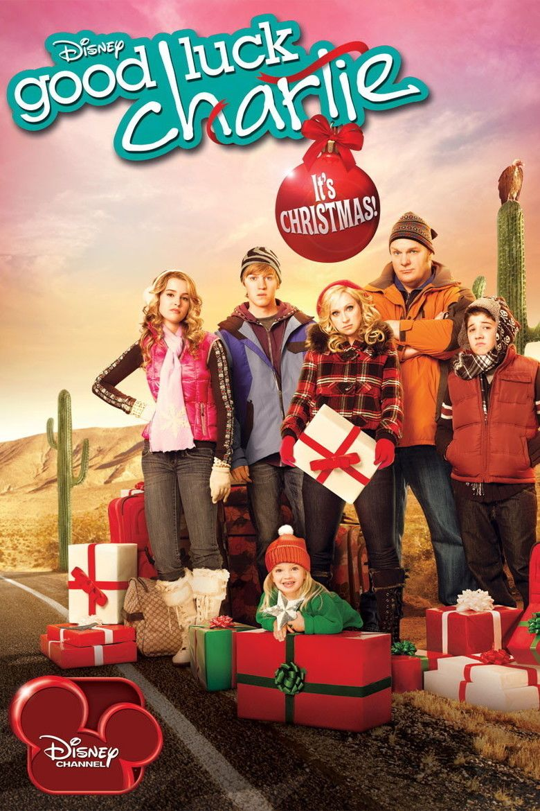 Good Luck Charlie, Its Christmas! movie poster