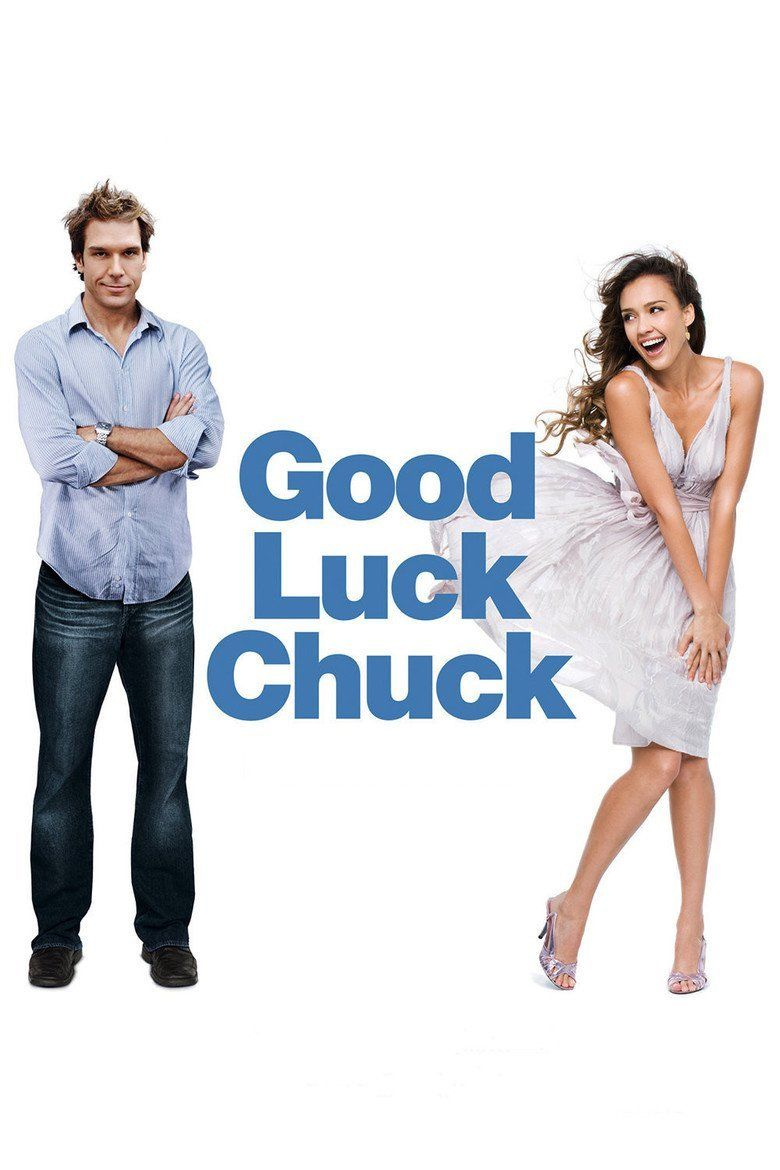 Good Luck Chuck movie poster