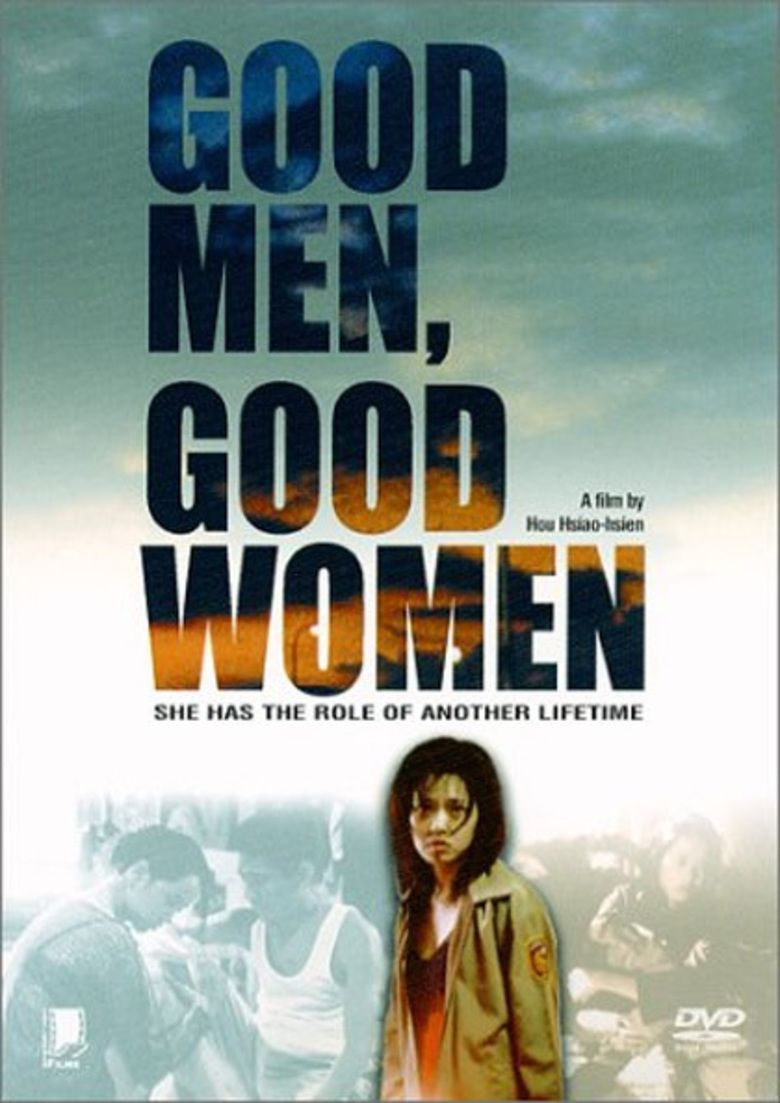 Good Men, Good Women movie poster
