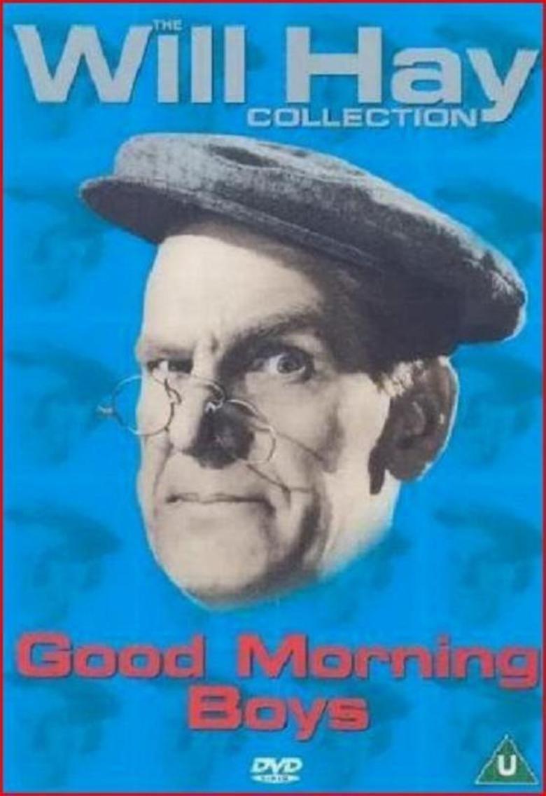 Good Morning, Boys movie poster