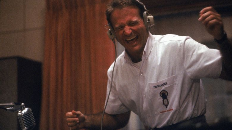 Good Morning, Vietnam movie scenes