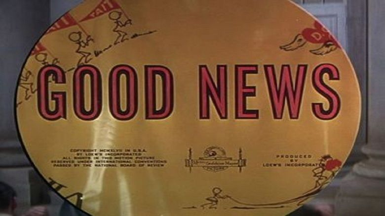 Good News (1947 film) movie scenes