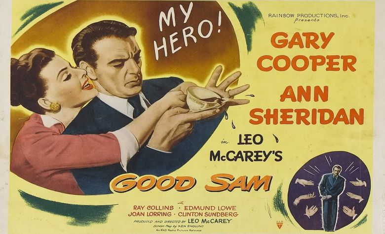 Good Sam movie scenes