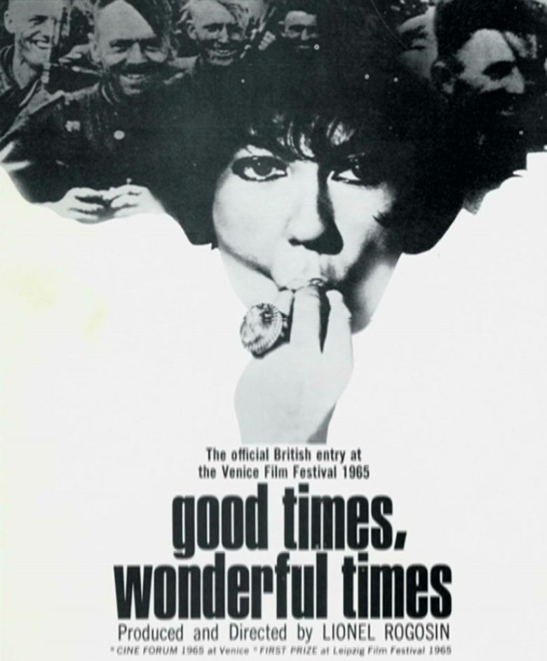 Good Times, Wonderful Times movie poster