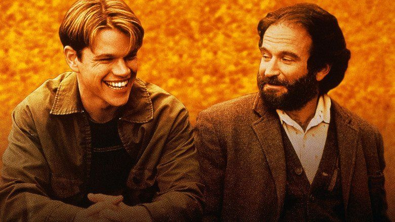 Good Will Hunting movie scenes
