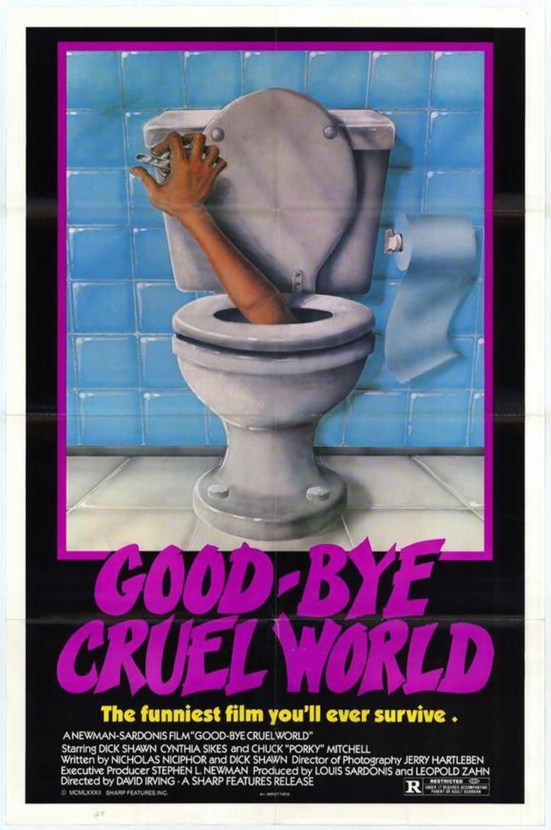 Good bye, Cruel World movie poster