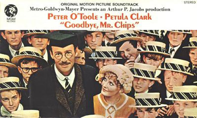 Goodbye, Mr Chips (1969 film) movie scenes