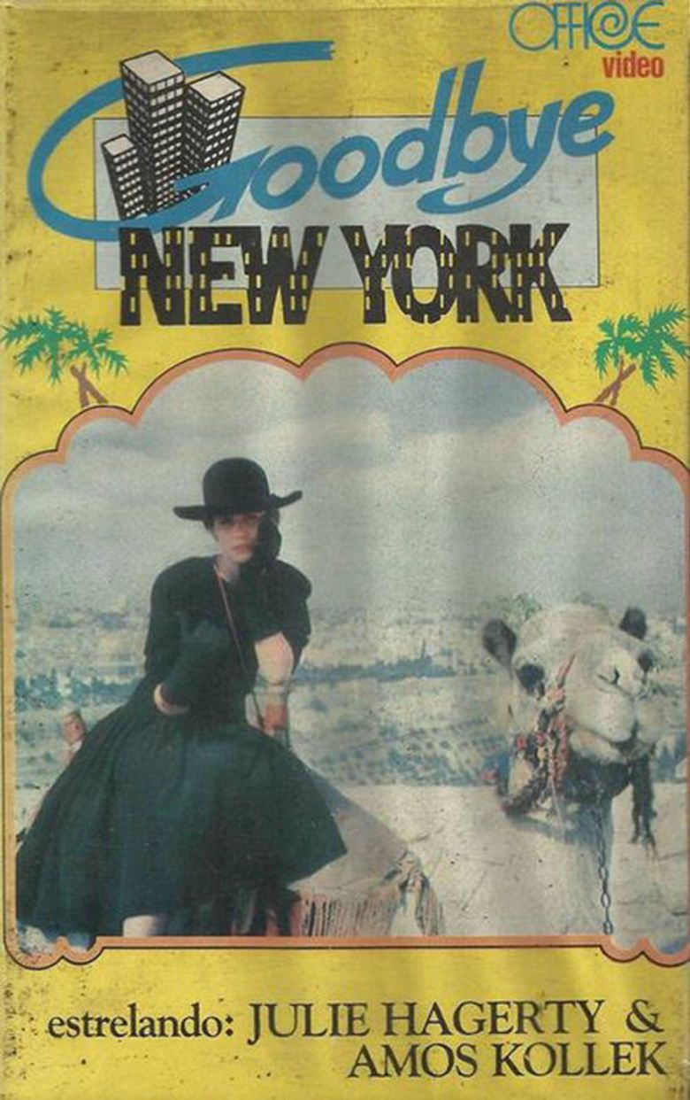 Goodbye, New York movie poster