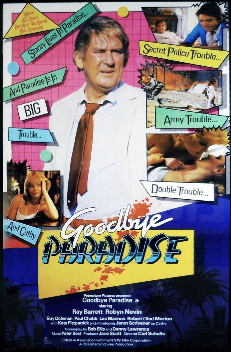 Goodbye Paradise movie poster