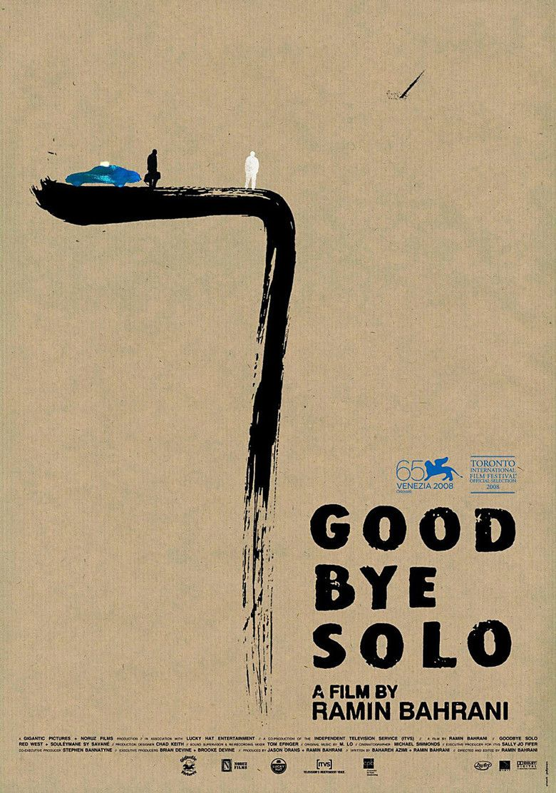 Goodbye Solo movie poster