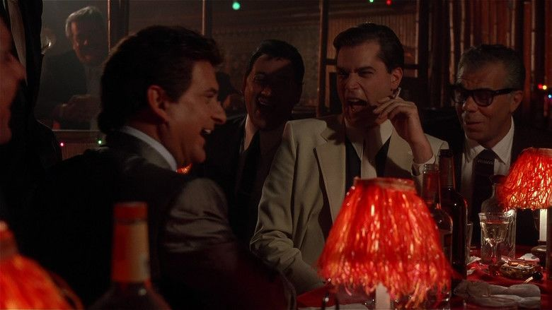 Goodfellas movie scenes