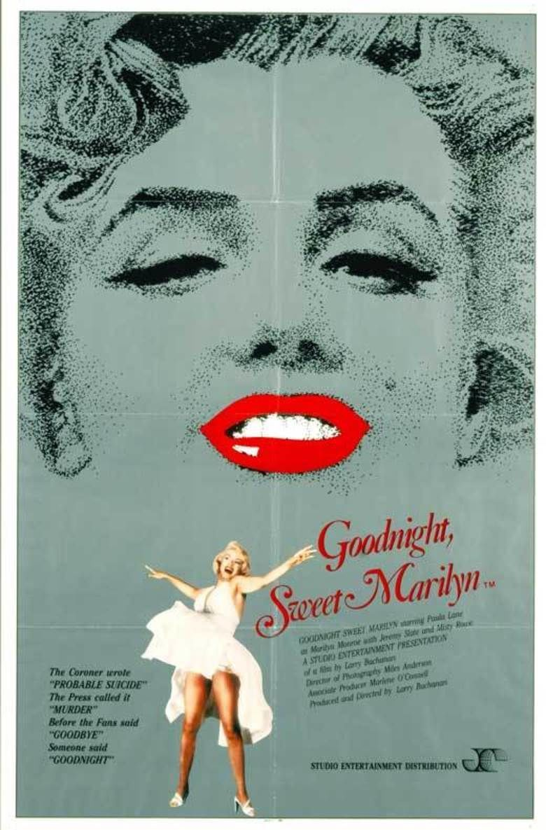 Goodnight, Sweet Marilyn movie poster