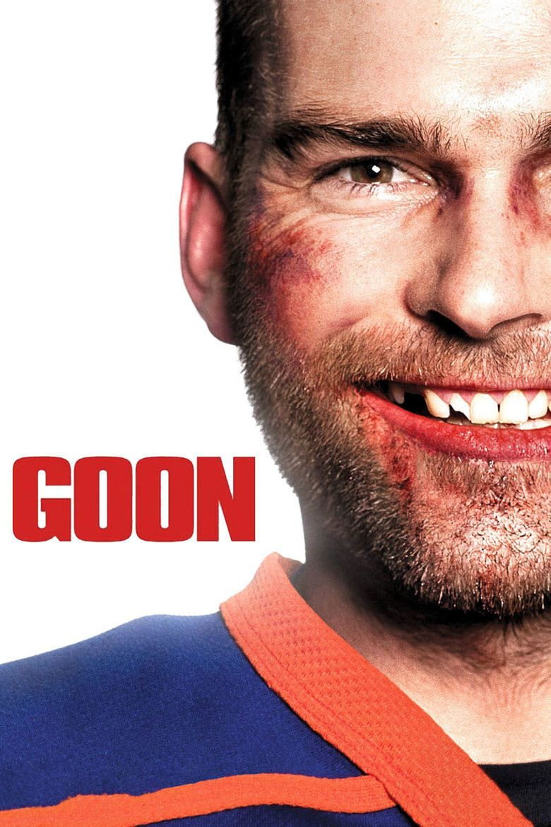 Goon (film) movie poster