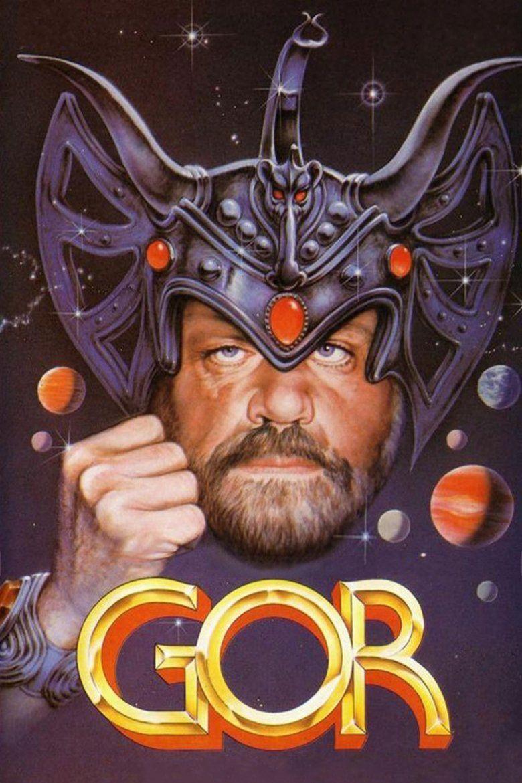 Gor (film) movie poster