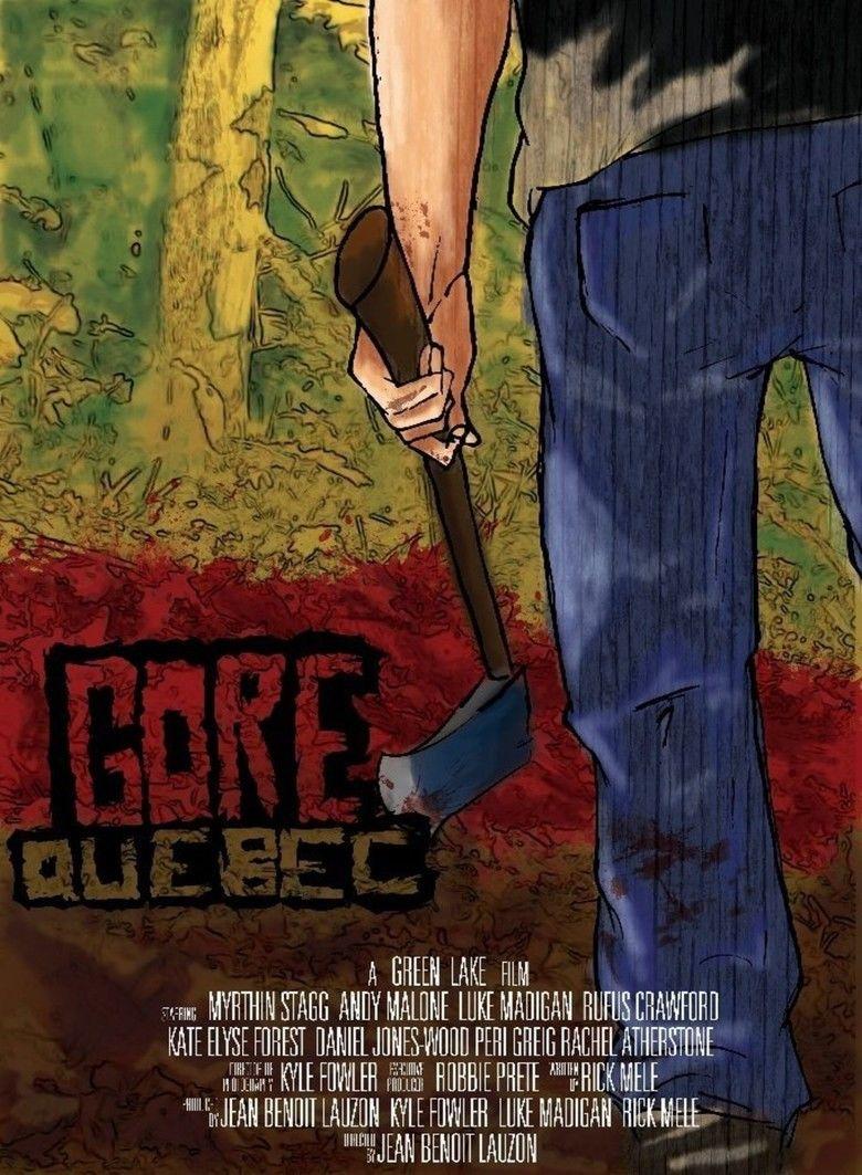 Gore, Quebec (film) movie poster