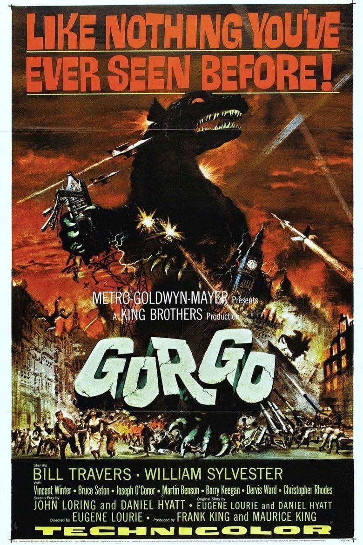 Gorgo (film) movie poster