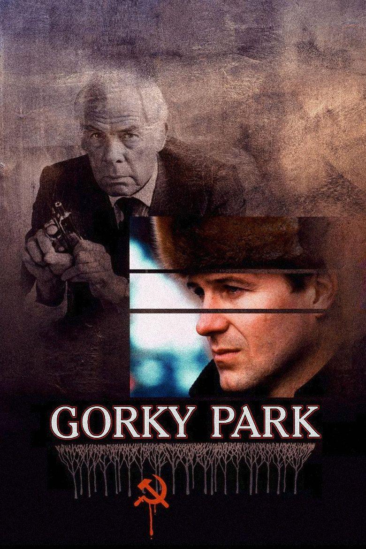 Gorky Park (film) movie poster