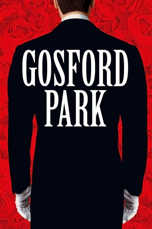 Gosford Park movie poster