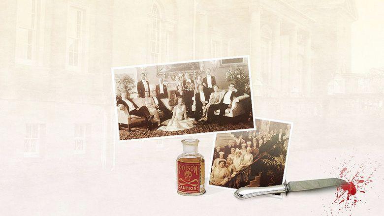 Gosford Park movie scenes