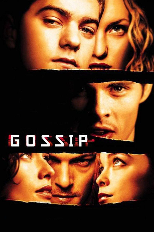 Gossip (2000 American film) movie poster